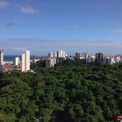 Aconchegante e ao lado da Praia - Salvador - Apartemen