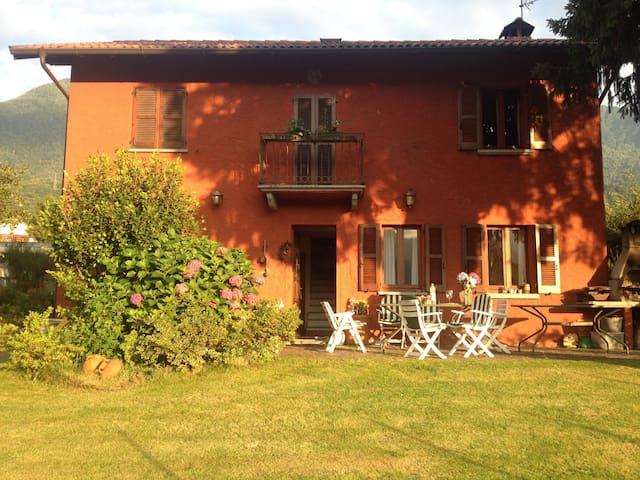 "Como Lake - Colico - ""Villa Coccolo - Colico - House"
