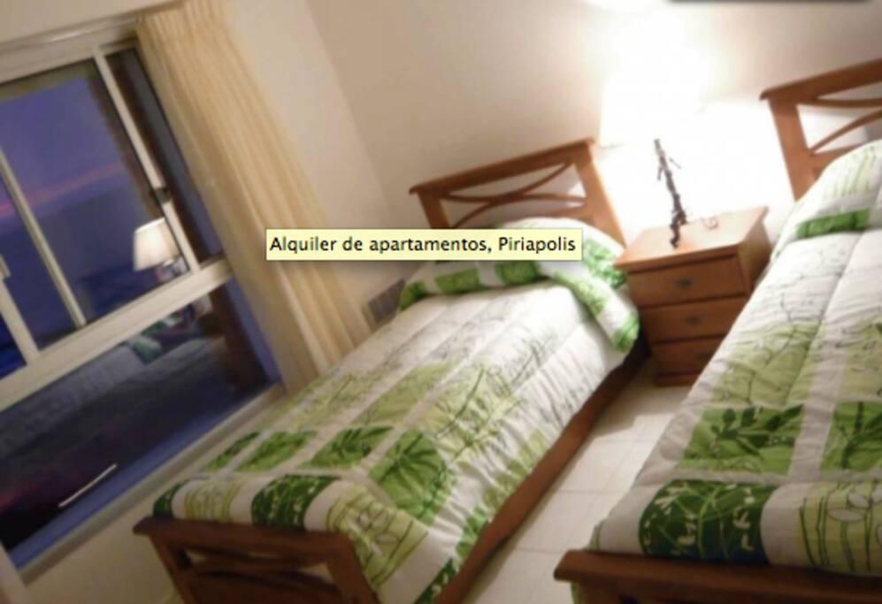 2 dormitorio.