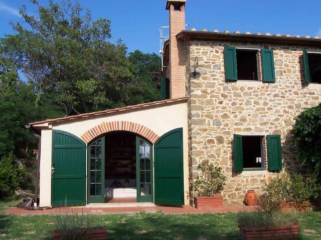 Casale toscano del '700  - Scansano - House