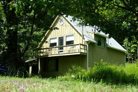 Cottage in the Berkshire hills - Stephentown - บ้าน
