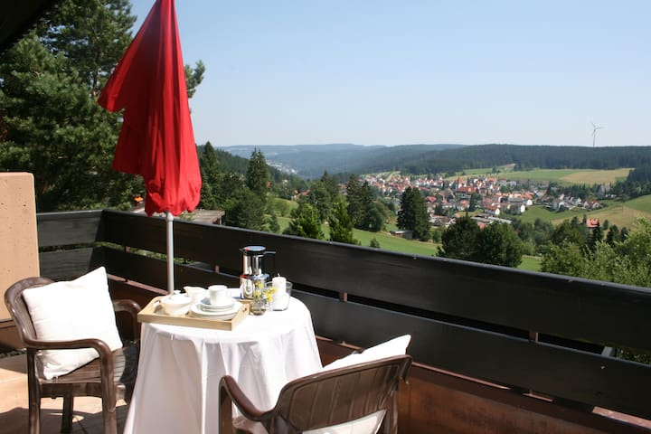 Apartment in Black forest  - Schonach im Schwarzwald - Leilighet