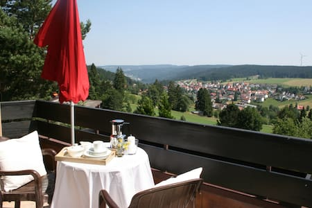 Apartment in Black forest  - Schonach im Schwarzwald