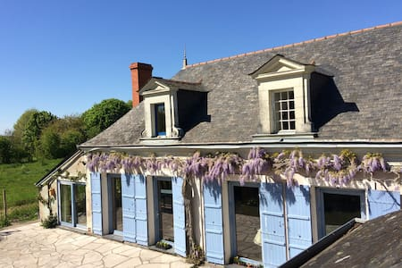 Bed & Breakfast Bords de Loire - La Bohalle