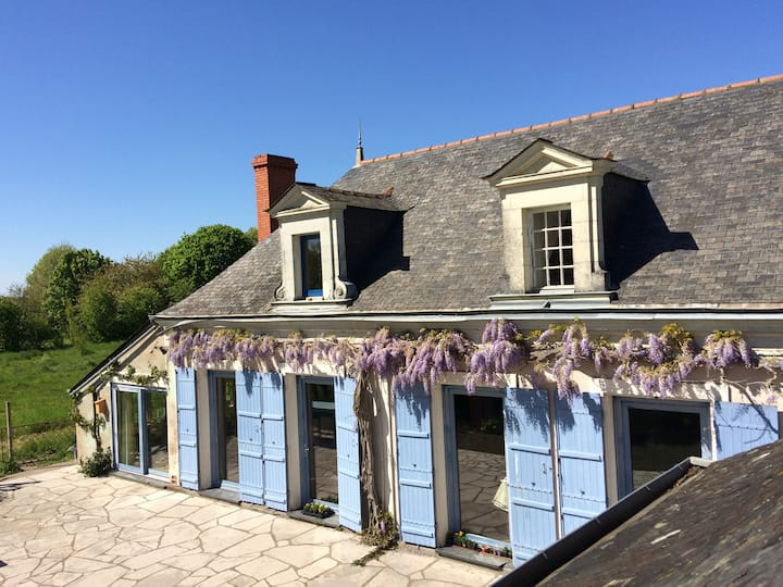 Bed & Breakfast Bords de Loire  Confort