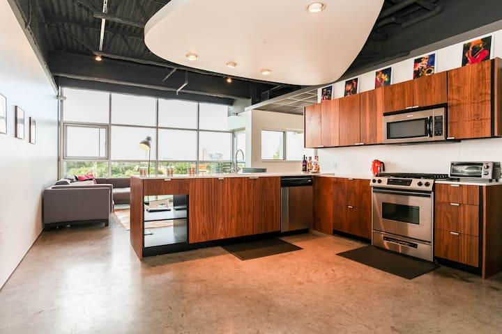 Modern Oasis in Downtown Austin - Austin - Apto. en complejo residencial