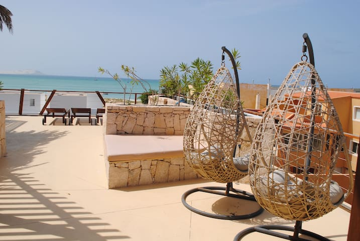 Luxurious apartment close to the beach! - Sal Rei - Apartment