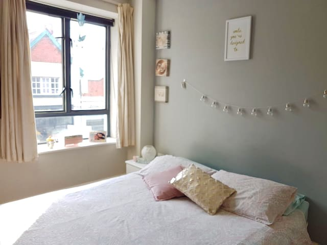 Bright Double Bedroom in Dun Laoghaire