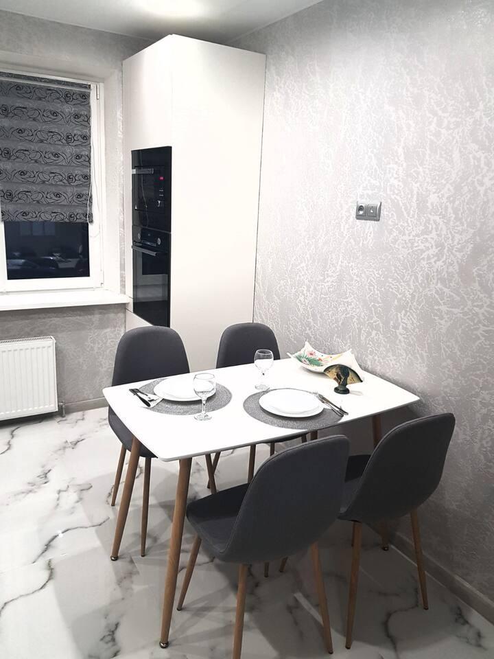 Новая уютная 2-х комнатная квартира