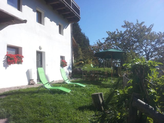 Burgerhof Farm, Dolomiten Apartment - Jenesien - Lägenhet