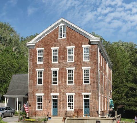 Apartment in the 1858 Monkton Hotel!