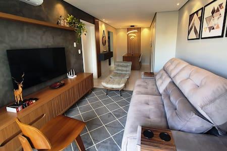 Lindo apartamento no centro de Canela