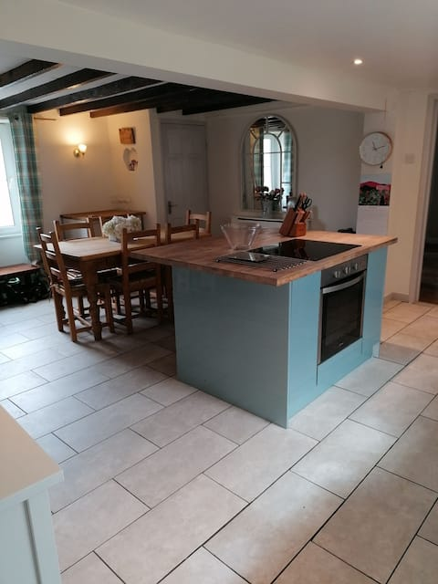 The Myrtles 3 bed cottage -exclusive use