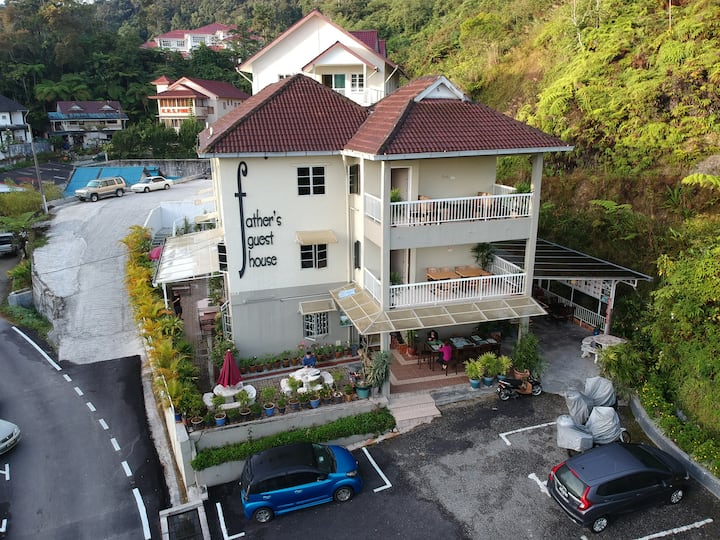 Father's Guest House - Superior double room: 2pers