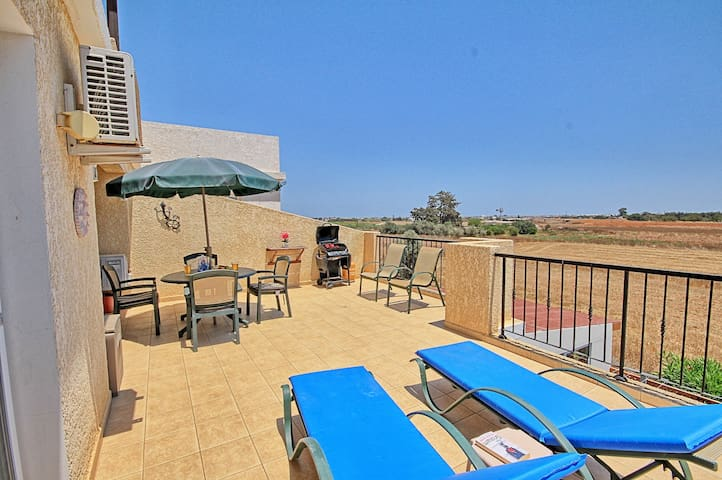 2 bedroom apartment in Frenaros