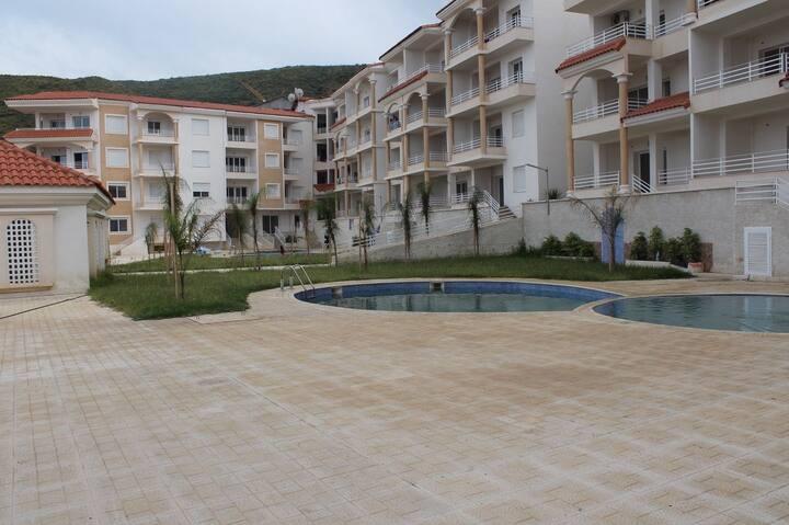 Bejaia Boulimat  : appartement avec vue sur mer !