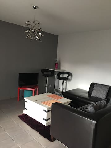 Appartement neuf avec parking - Saint-Fons - Apartmen
