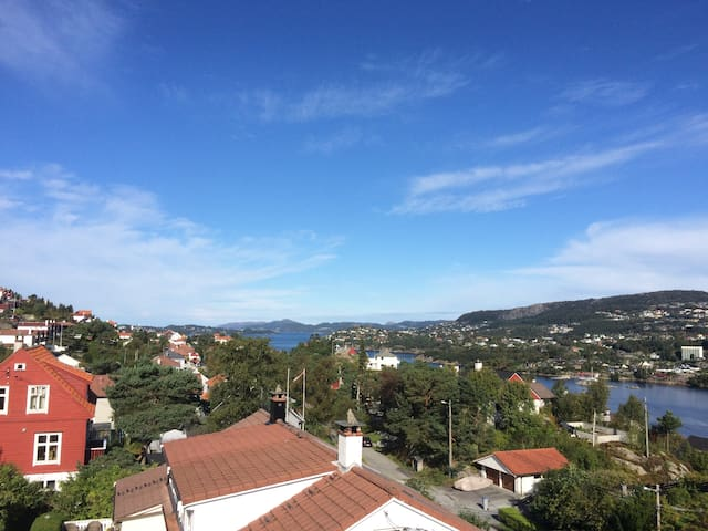 Apartment with FREE WIFI - Bergen - Appartement