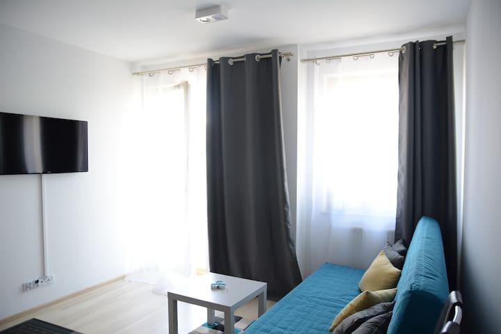 Apartament Park Zdrojowy Świnoujście