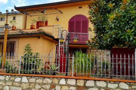 Villetta con giardino nel cuore della Toscana - Foiano della Chiana - 别墅