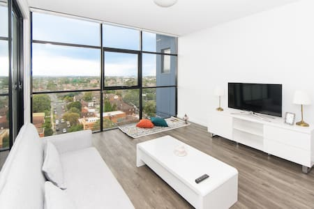 Luxury 2 bedroom apartment with stunning view - Flat