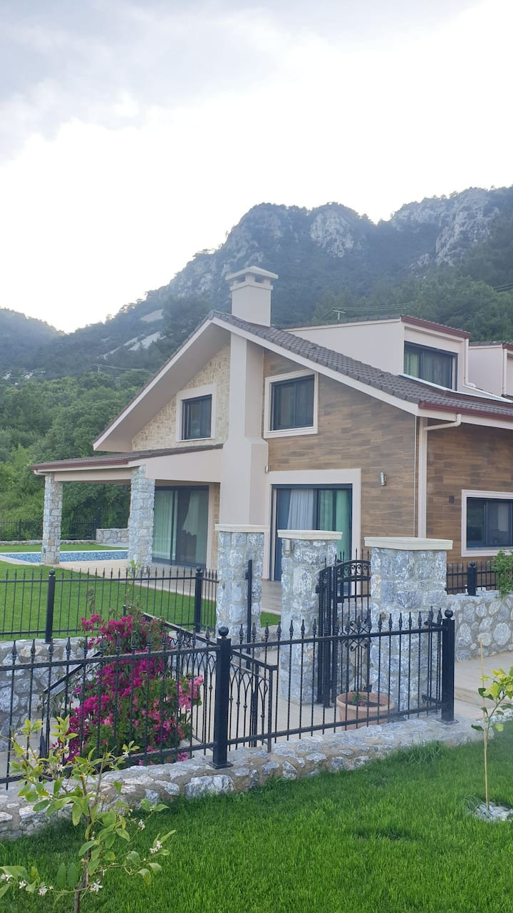 Fidans villa