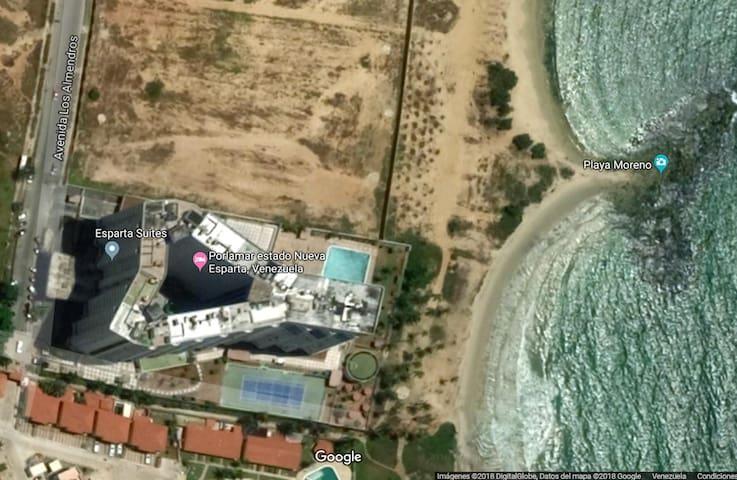Luxury suite Ocean Front