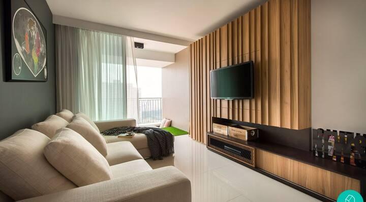 Belle Vue 1 Bedroom Suite