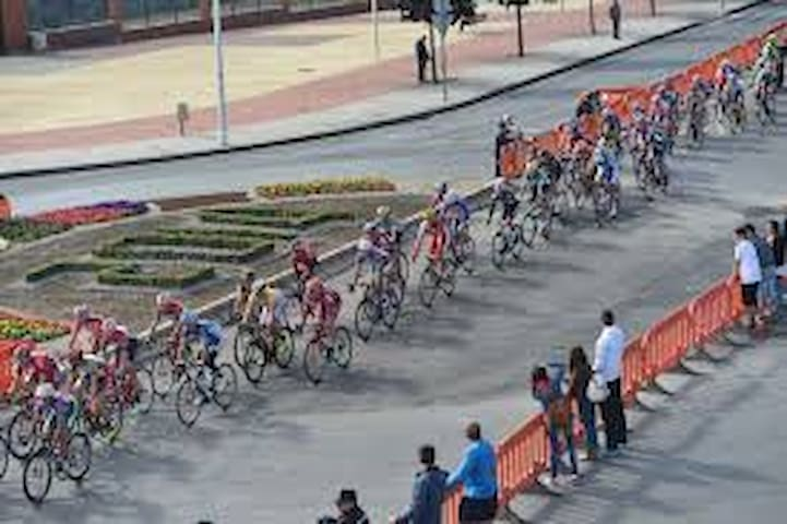 flat for cycling world ponferrada - Ponferrada - Talo