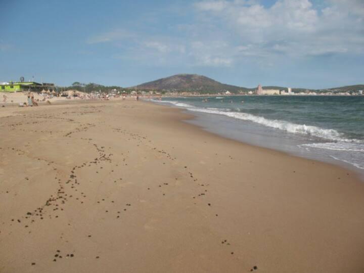 Ideal todas las estaciones frente a la playa