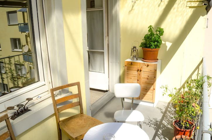 Bright & Cozy Room near Rhine River and Basel Fair - Basel - Apartament