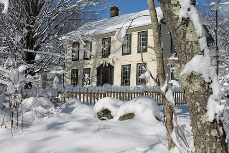 Antique colonial in the hilltowns of western Ma. - Huntington