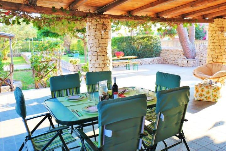 Seaside villa in Sicily Pachino SR - Granelli - Villa