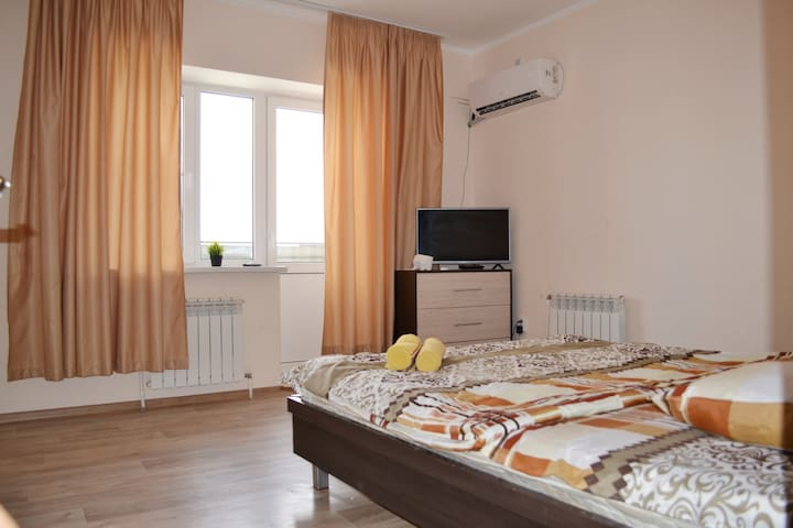 Уютная 1-к квартира на Мира