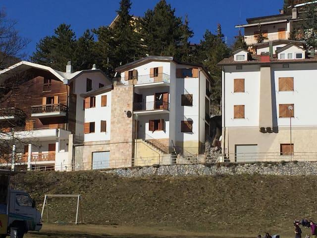 Grande casa con vista su Roccaraso