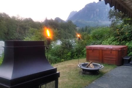 Summer Stay @ Eagle Ridge Retreat! - Gold Bar - Cabane