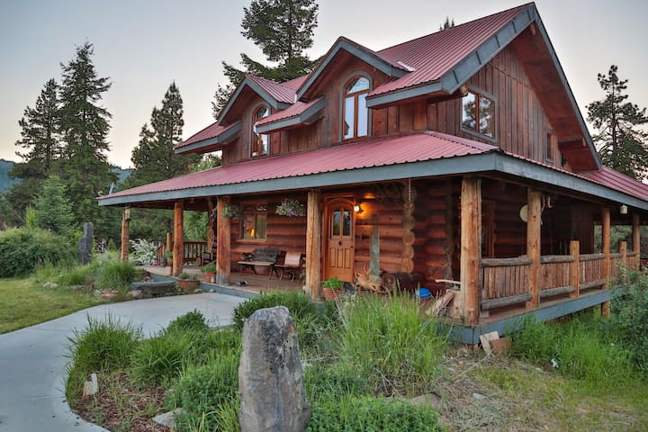 Silvermoon Mountain Lodge  - Leavenworth - Maison