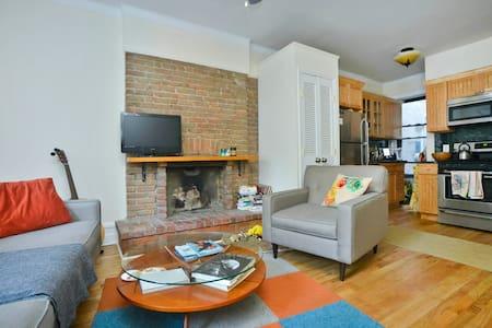 Charming 1BR in Brooklyn Heights - Brooklyn