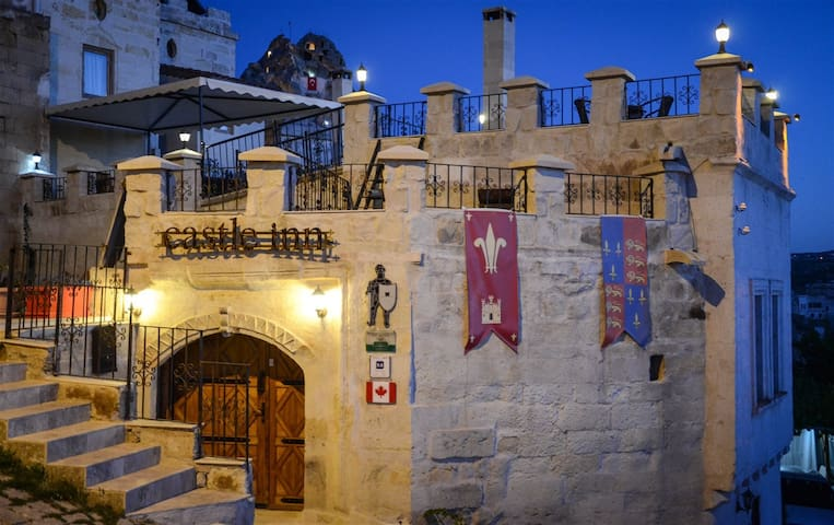 A Castle Accomodation in Cappadocia - Νεβσεχίρ - Bed & Breakfast