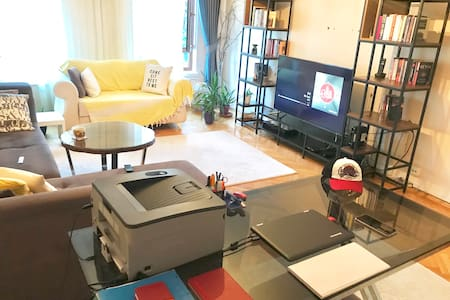 Room in reputable Mansion district (Çankaya Köşkü)