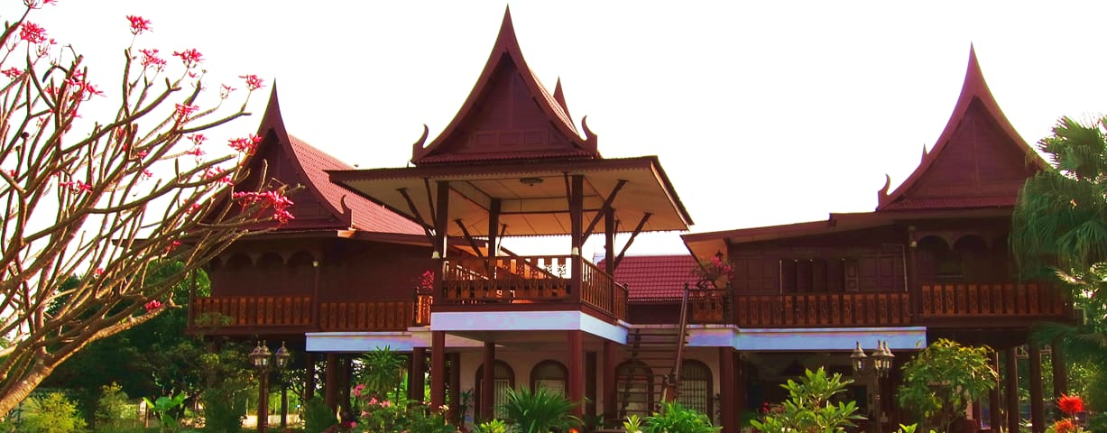 Thai House Donchedi - Suphan Buri - House