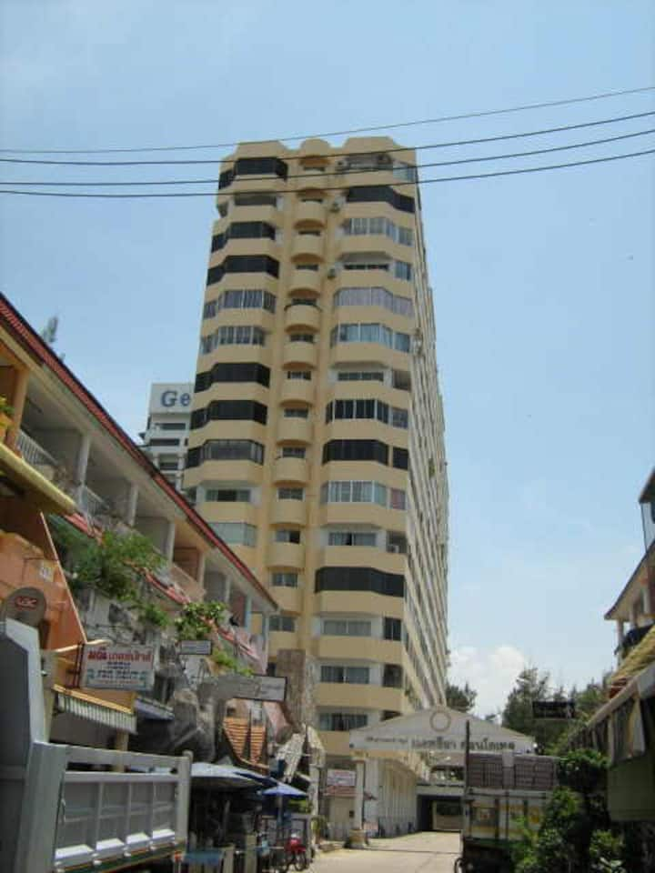 Aparment two room 60m2,10 floor,all