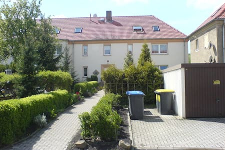 Borna: Ferienwohnung/möbl.  Wohnung - Borna, Leipzig