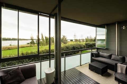 ⭐Luxury seaview w big balcony & design furniture⭐