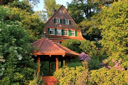 Villa Wanderlust : a National Historic Landmark - 根根巴赫(Gengenbach) - 公寓