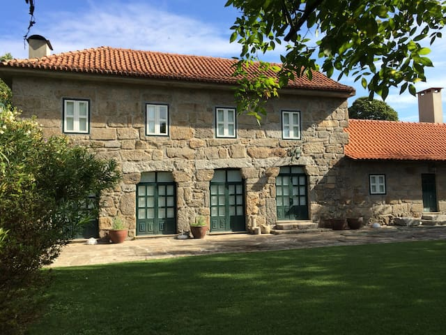 Country House with pool near Porto - Penafiel, Portugal - Casa