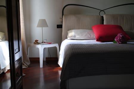 Camera Ortensia, spaziosa e fresca. - San Salvatore Monferrato - Bed & Breakfast