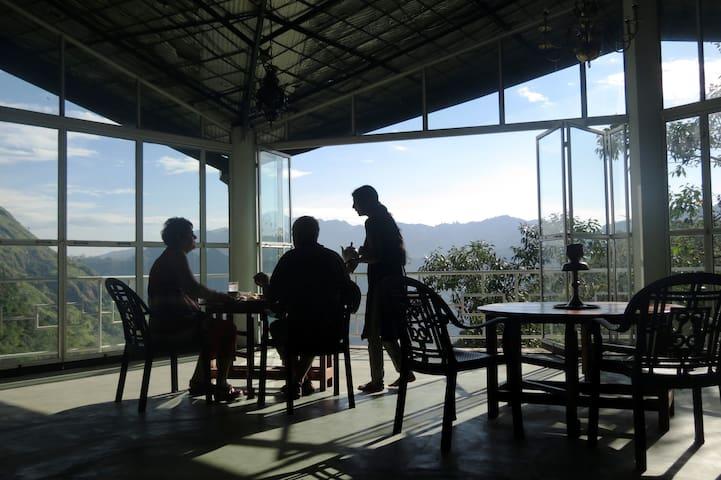 Ravana's Secret Eco Lodge Retreat, Heart Lodge