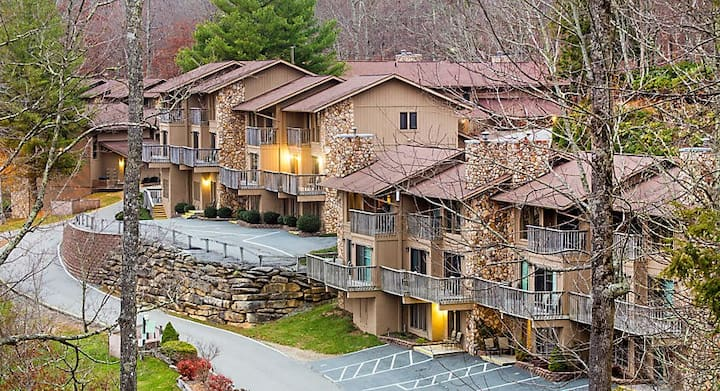 BLUE RIDGE VILLAGE - SPACIOUS 2 BEDROOM SUITE