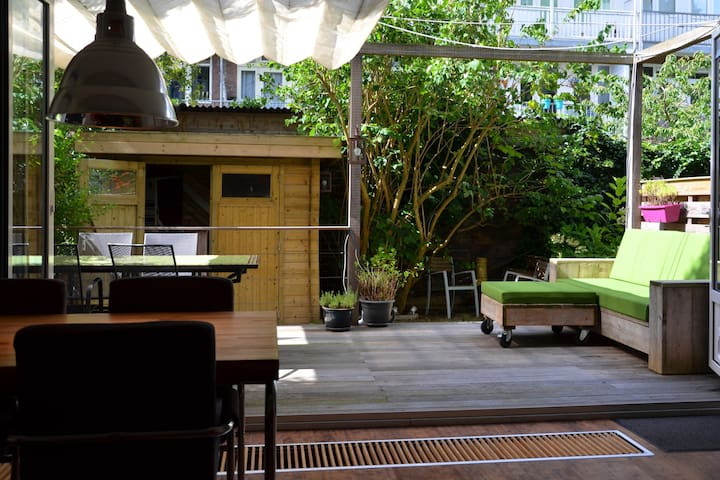 Nice and comfortable home in Amsterdam-West   2P - Amsterdam - Rumah